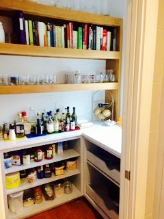 Custom Pantry MaineTainers Custom Renovations, Cape Elizabeth, ME